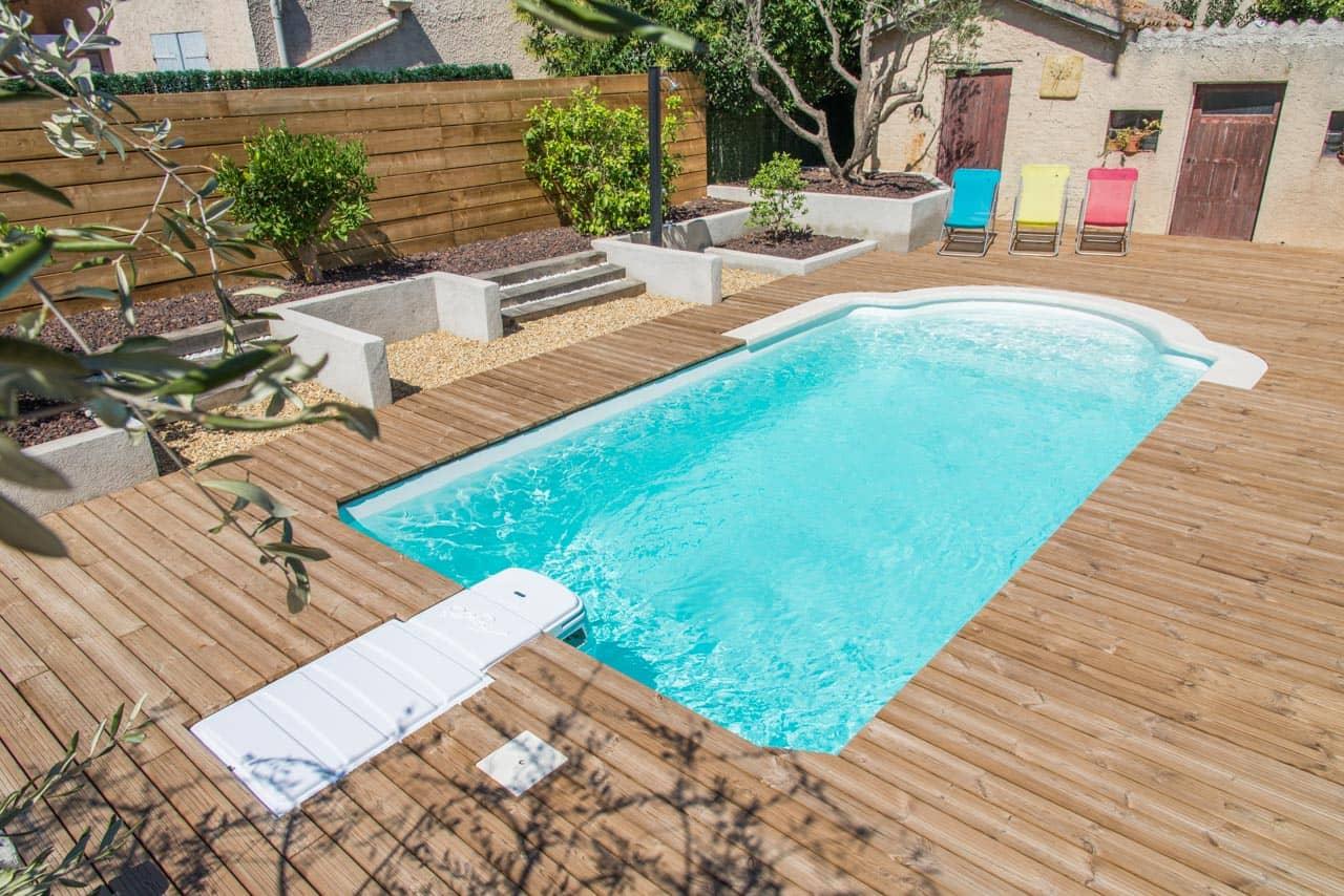 AXEO 630 la bonne piscine